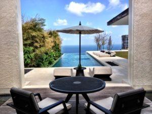 Villa mewah persembunyian mewah di Bali